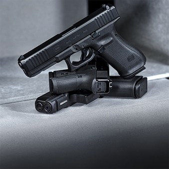 Glock, Sig Sauer и Smith & Wesson